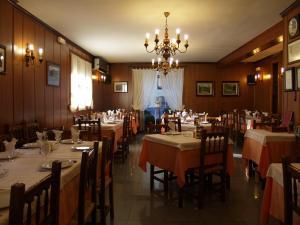 Restaurant o un lloc per menjar a Fonda Mas
