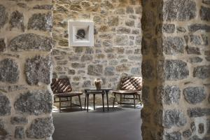 A seating area at Naxian Collection