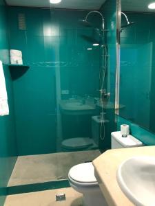 A bathroom at Hotel Ritual Maspalomas - Adults Only