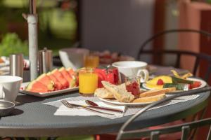 Breakfast options available to guests at Novotel Nice Centre Vieux Nice