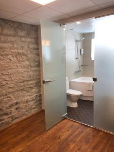 Ein Badezimmer in der Unterkunft City Hotel Tallinn by Unique Hotels