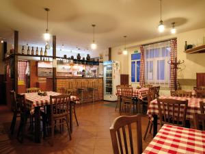 Restaurace v ubytování A studio Veselka Litomyšl