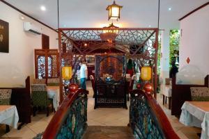 Ресторан / где поесть в Petit Motel Beijing