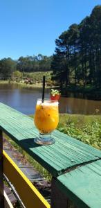 Bebidas em Hotel Fazenda Floresta Negra