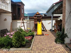 Children's play area at Guest House Sem&Ya