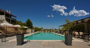 Πισίνα στο ή κοντά στο Irene Studios