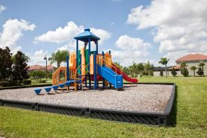 Children's play area at DISNEY area Luxurious House-Private Pool