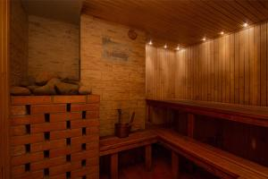 Spa and/or other wellness facilities at Leisure Center Turbas