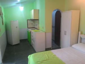 A cozinha ou cozinha compacta de Guest House Giulio Cesare