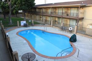 The swimming pool at or near Menifee Inn