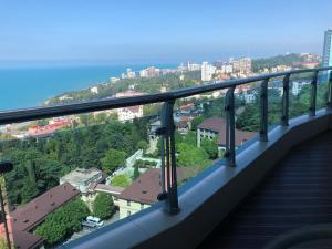 Балкон или терраса в Apartament Ideal House