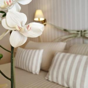 Krevet ili kreveti u jedinici u okviru objekta Kaloudis Studios & Apartments