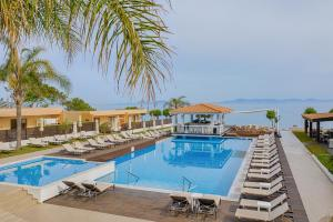 The swimming pool at or near Villa Di Mare Seaside Suites