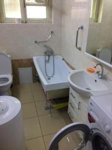 Ванная комната в ЛЛьва Толстого 46