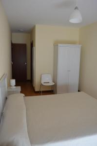 Cama o camas de una habitación en Los Nietos