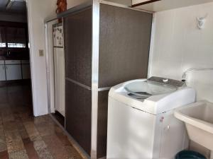 A bathroom at Casa: segundo andar