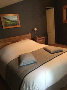 Un ou plusieurs lits dans un hébergement de l'établissement Les Wyllos