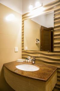 A bathroom at City View Hotel & Restaurant
