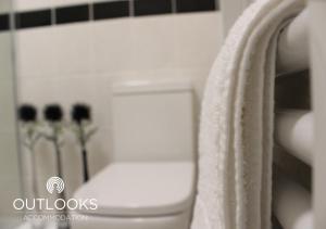 A bathroom at Studio 3 @ Liverpool House