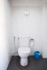 A bathroom at The August Hostel