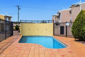 The swimming pool at or near Sandcastles, 1/8 Ala Moana Way
