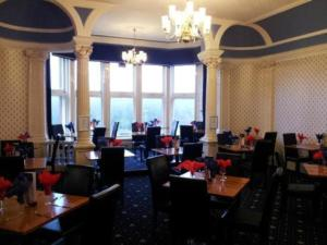 A restaurant or other place to eat at Adamton Country House Hotel