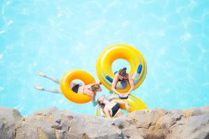 Children staying at BH Mallorca- Adults Only