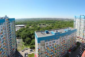 A bird's-eye view of Апартаменты Прованс