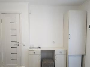 A kitchen or kitchenette at Apartments like hotel