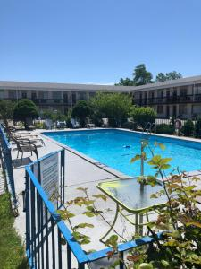 The swimming pool at or near Niagara Lodge & Suites
