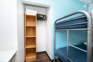 Двох'ярусне ліжко або двоярусні ліжка в номері West Side YMCA