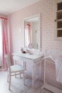 Een badkamer bij Catherina Hoeve