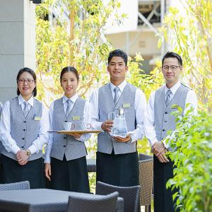 GOTO TSUBAKI HOTELのスタッフ