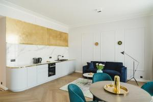 A kitchen or kitchenette at No.4 Residence