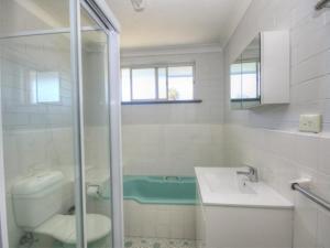 A bathroom at 45 Wharf Street - Whole House