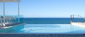 The swimming pool at or near BQ Aguamarina Boutique Hotel