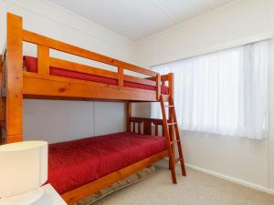 A bunk bed or bunk beds in a room at Wyvern