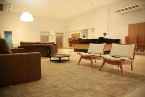 A seating area at Stay Inn Hotel
