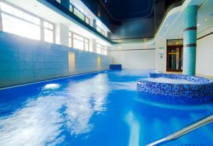 The swimming pool at or near Greno Hotel & Spa
