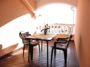 Restaurant ou autre lieu de restauration dans l'établissement Rooms & Apartments Linda & Mario