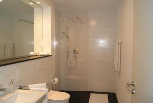 Ein Badezimmer in der Unterkunft Ferienwohnung 4.0 Trier