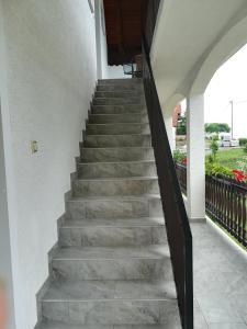 Balkón nebo terasa v ubytování Apartment Dijana