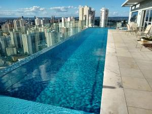 The swimming pool at or close to Flat Metropolitan Smart Style
