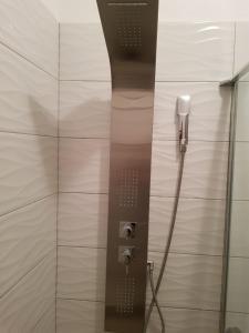 A bathroom at Apartments Labor