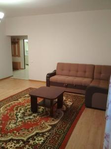Гостиная зона в Apartment on Leytenanta Katina