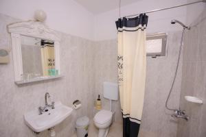 Ένα μπάνιο στο Hotel Europa
