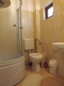 A bathroom at Casa Mister