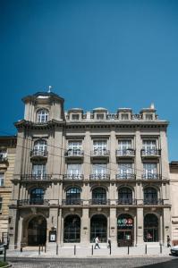Будівля апарт-готелю