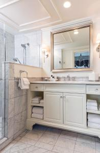 A bathroom at Charleston Place, A Belmond Hotel, Charleston