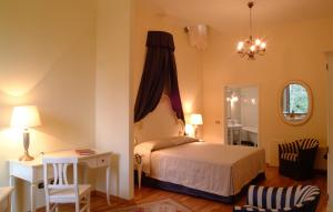 Cama o camas de una habitación en Residence Michelangiolo